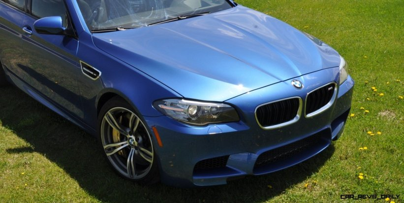 Car-Revs-Daily Track Tests 2014 BMW M5 55
