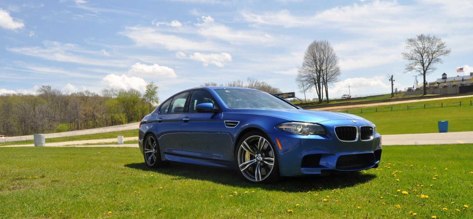 Car-Revs-Daily Track Tests 2014 BMW M5 6