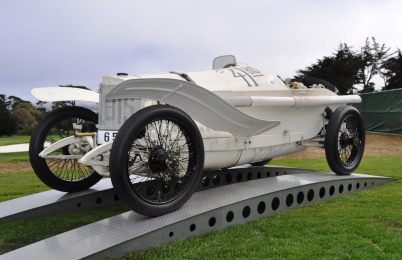 Car-Revs-Daily.com 1914 Mercedes-Benz French Grand Prix Cars 11