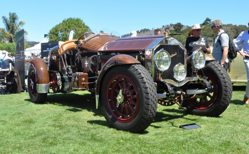 Car-Revs-Daily.com 1917 American LaFrance Type 12 BESTIONI By Gary Wales 1