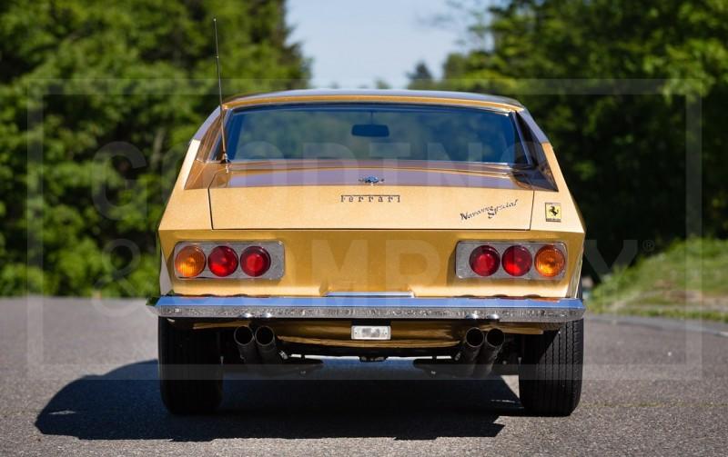 Car-Revs-Daily.com 1966 Ferrari 330GT Speciale Is Trippy 1960s One-Off Ferrari Musclecar 6