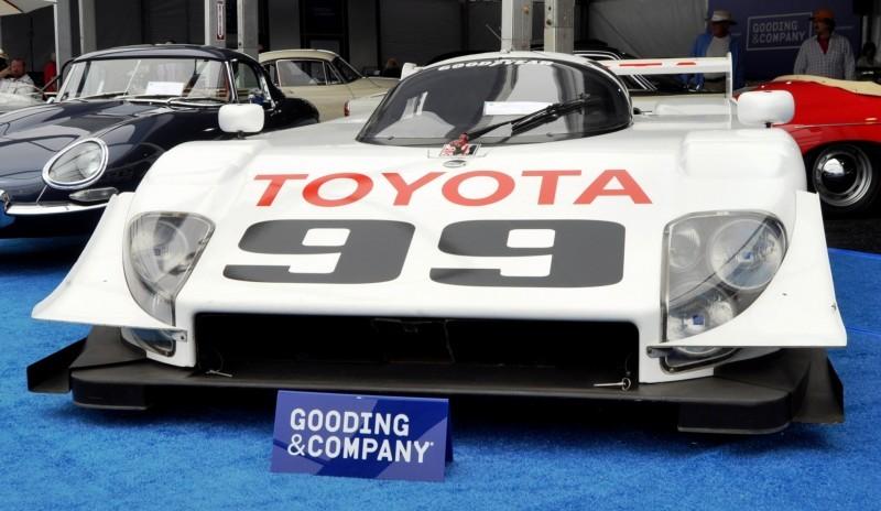Car-Revs-Daily.com 1992 AAR Toyota Eagle Mk III GTP Brings $1M At Gooding Pebble Beach 2014 16