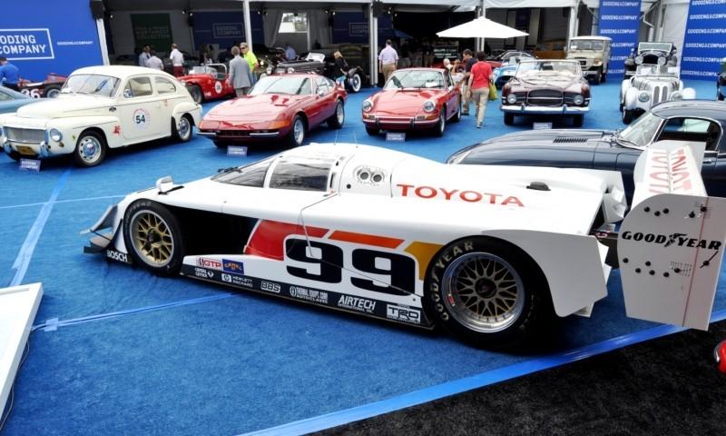 Car-Revs-Daily.com 1992 AAR Toyota Eagle Mk III GTP Brings $1M At Gooding Pebble Beach 2014 27