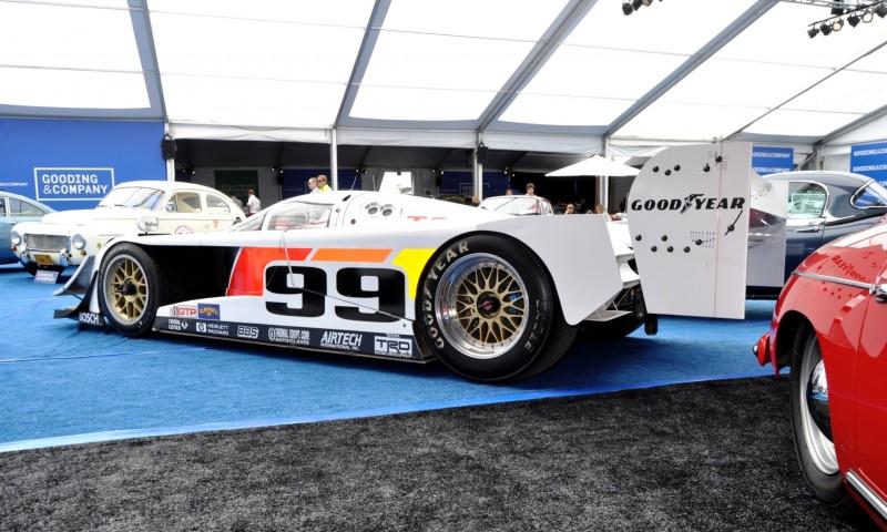 Car-Revs-Daily.com 1992 AAR Toyota Eagle Mk III GTP Brings $1M At Gooding Pebble Beach 2014 28