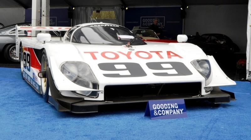 Car-Revs-Daily.com 1992 AAR Toyota Eagle Mk III GTP Brings $1M At Gooding Pebble Beach 2014 7