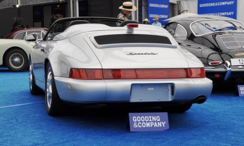 Car-Revs-Daily.com 1994 Porsche 911 Speedster 23