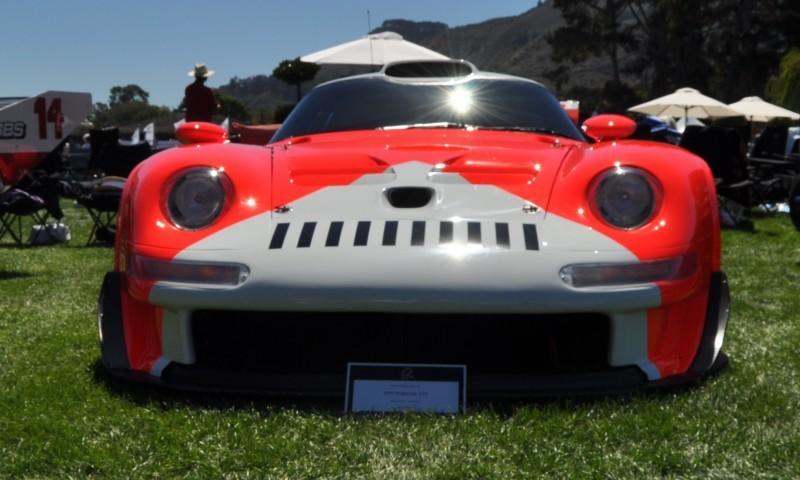 Car-Revs-Daily.com 1997 PORSCHE 911 GT1 13