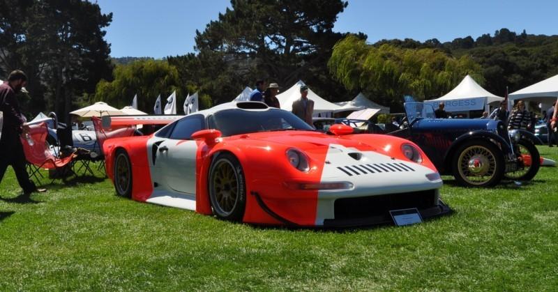 Car-Revs-Daily.com 1997 PORSCHE 911 GT1 21