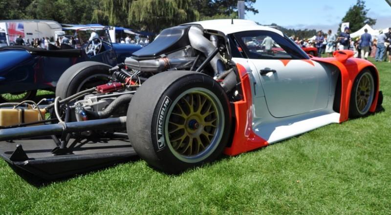 Car-Revs-Daily.com 1997 PORSCHE 911 GT1 50