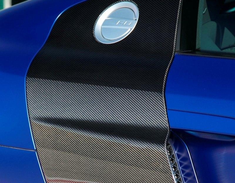 Car-Revs-Daily.com 2014 AUDI R8 V10 Plus in Sepang Matte Metallic Blue 43
