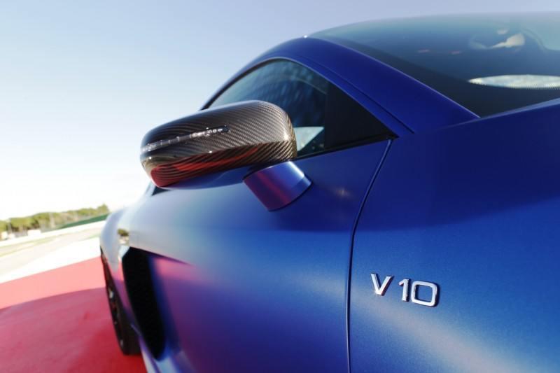 Car-Revs-Daily.com 2014 AUDI R8 V10 Plus in Sepang Matte Metallic Blue 54