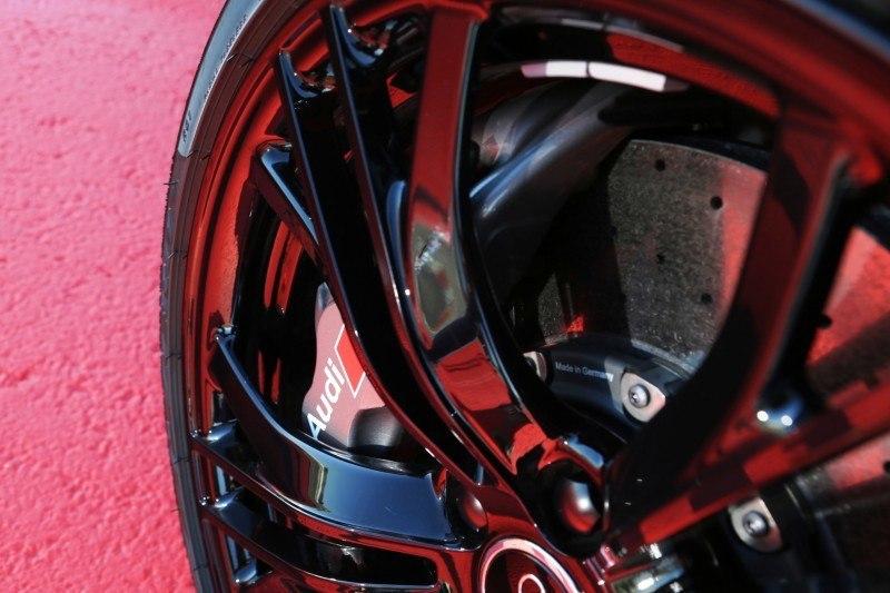 Car-Revs-Daily.com 2014 AUDI R8 V10 Plus in Sepang Matte Metallic Blue 55