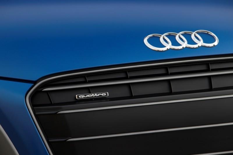 Car-Revs-Daily.com 2014 AUDI R8 V10 Plus in Sepang Matte Metallic Blue 92