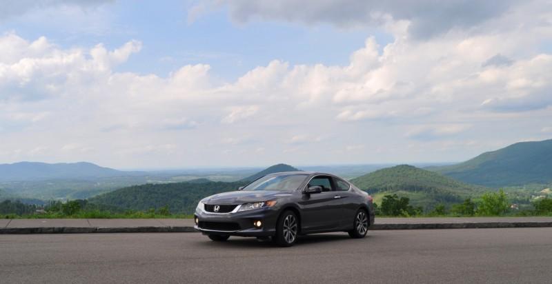 Car-Revs-Daily.com 2014 Accord Coupe EX-L V6 Navi at Blue Ridge Parkway 204