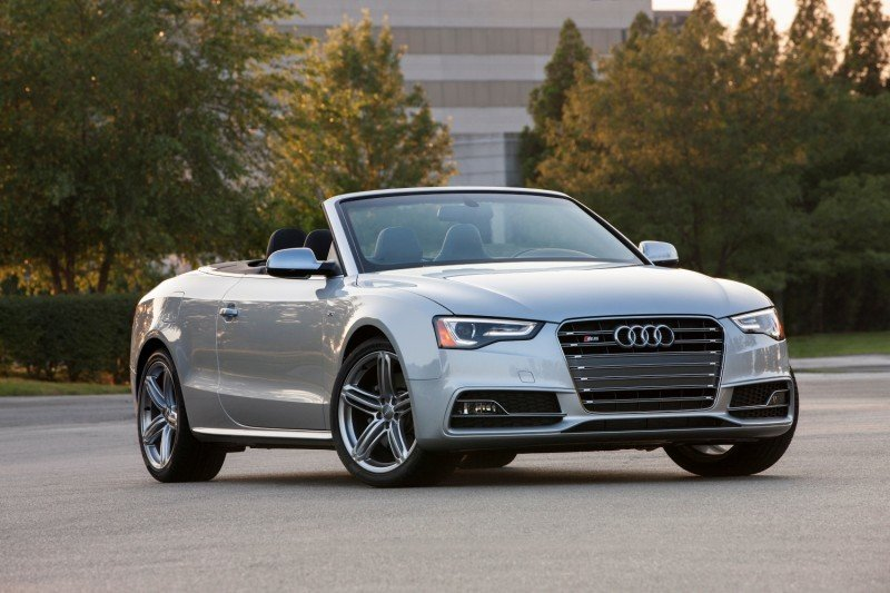 Car-Revs-Daily.com 2014 Audi A5, S5 and RS5 Cabriolet Buyers Guide 8