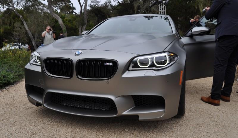 Car-Revs-Daily.com 2014 BMW M5 Jahre 30 US Debut 7