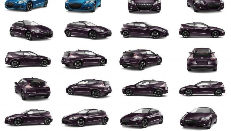 Car-Revs-Daily.com 2014 Honda CR-Z 128