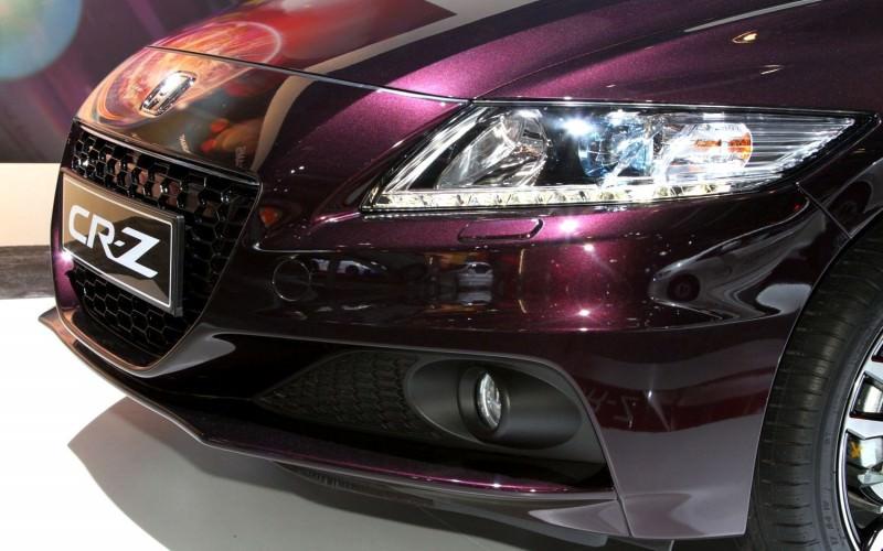 Car-Revs-Daily.com 2014 Honda CR-Z 2