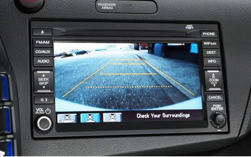 Car-Revs-Daily.com 2014 Honda CR-Z 24