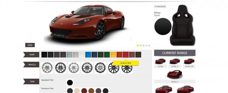 Car-Revs-Daily.com 2014 LOTUS Evora and Evora S - USA Buyers Guide - Specs, Colors and Options 33