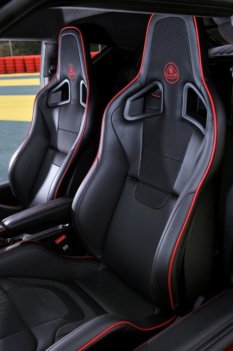 Car-Revs-Daily.com 2014 LOTUS Evora and Evora S - USA Buyers Guide - Specs, Colors and Options 4