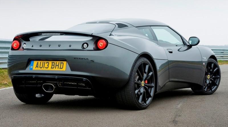 Car-Revs-Daily.com 2014 LOTUS Evora and Evora S - USA Buyers Guide - Specs, Colors and Options 52