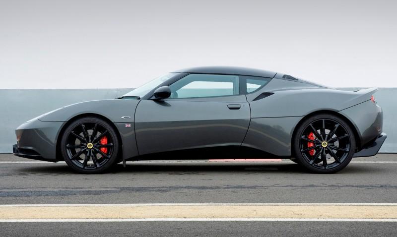 Car-Revs-Daily.com 2014 LOTUS Evora and Evora S - USA Buyers Guide - Specs, Colors and Options 53