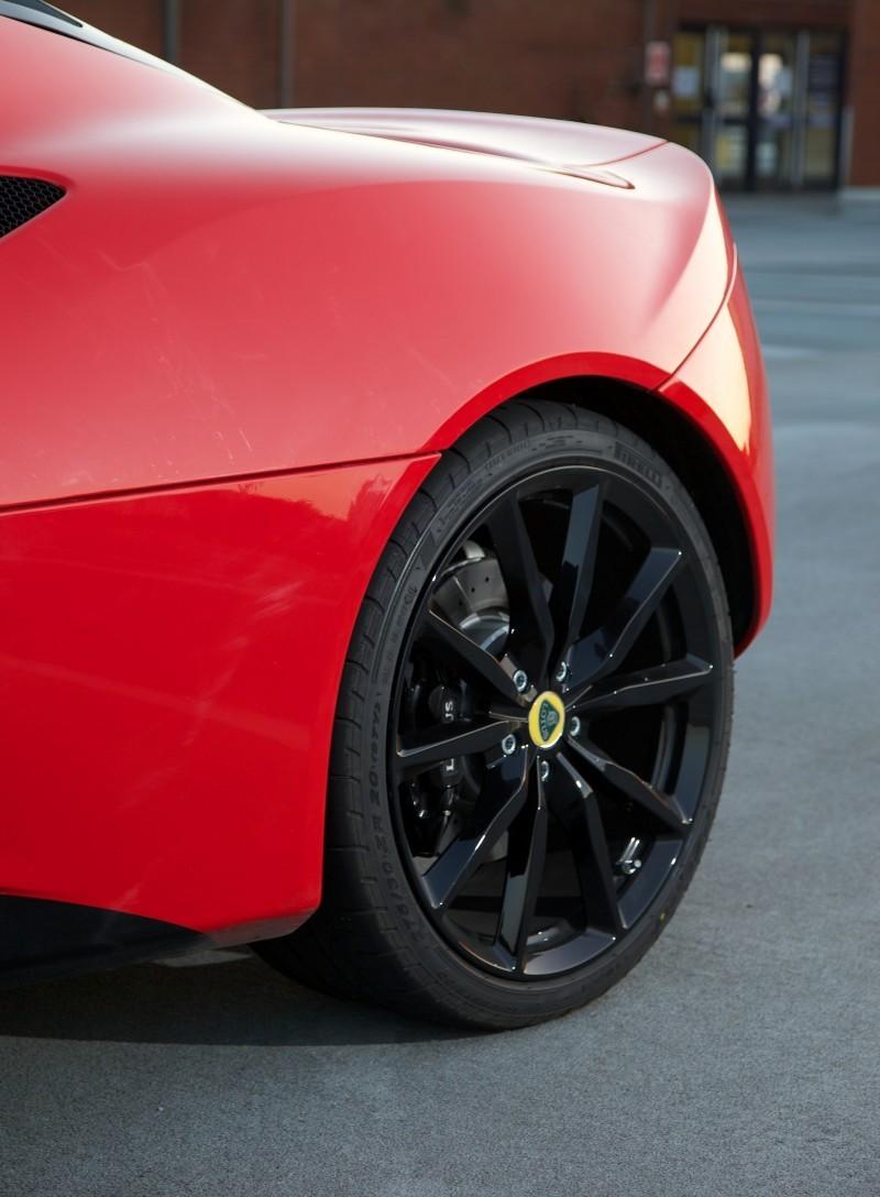 Car-Revs-Daily.com 2014 LOTUS Evora and Evora S - USA Buyers Guide - Specs, Colors and Options 91