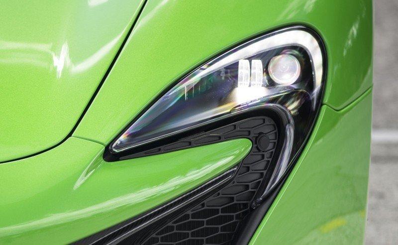 Car-Revs-Daily.com 2014 McLaren 650S Coupe and Spider Launch Ascari Circuit 98