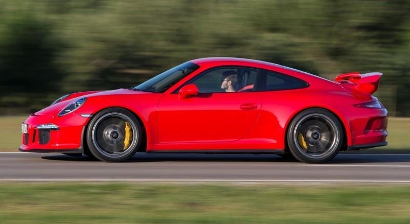 Car-Revs-Daily.com 2014 Porsche 911 GT3 is Race-Ready Street Car 14