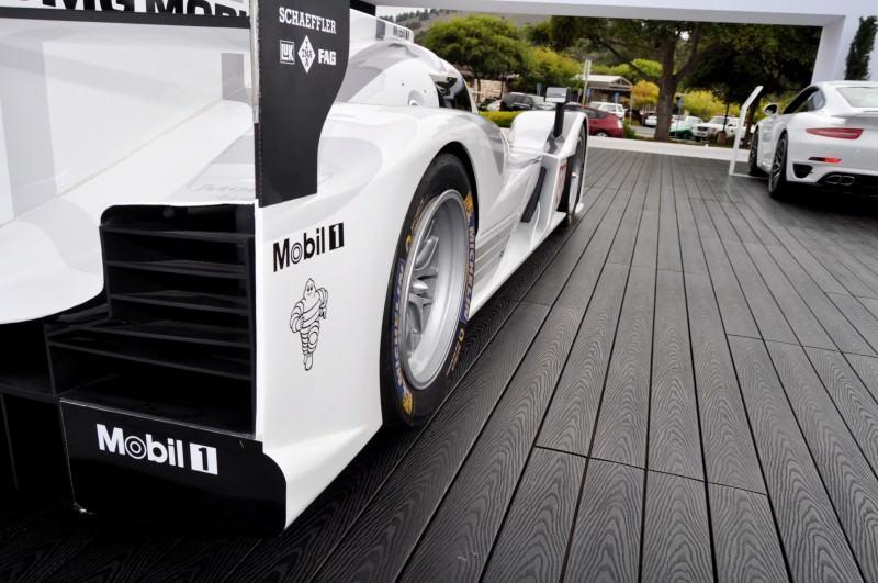 Car-Revs-Daily.com 2014 Porsche 919 LMP1 Racecar at the Quail 124