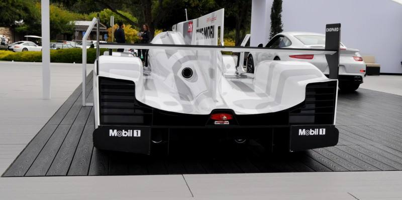 Car-Revs-Daily.com 2014 Porsche 919 LMP1 Racecar at the Quail 31