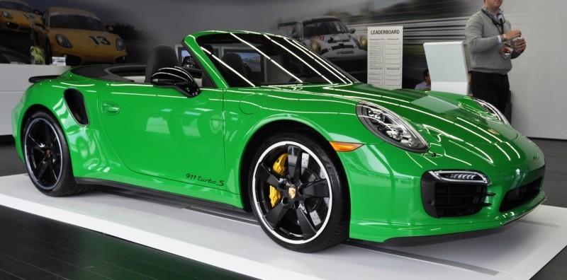 Car-Revs-Daily.com 2015 911 Turbo and Turbo S Cabrio 15