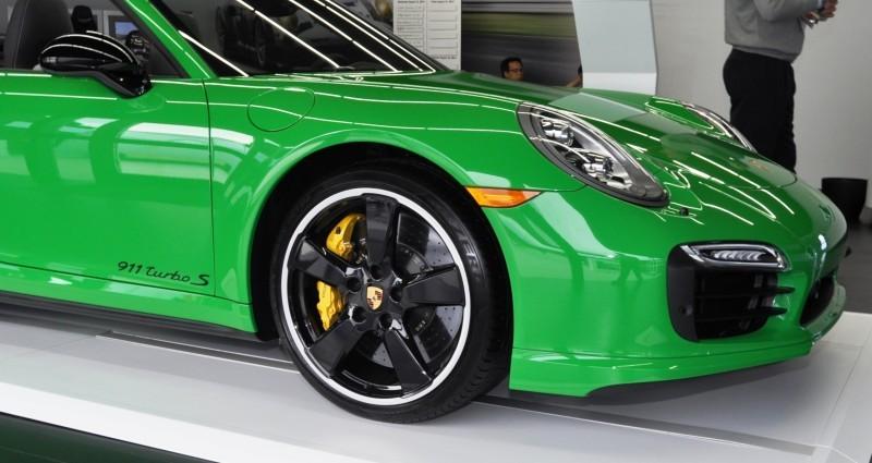 Car-Revs-Daily.com 2015 911 Turbo and Turbo S Cabrio 16