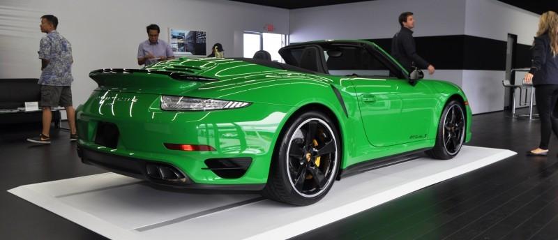 Car-Revs-Daily.com 2015 911 Turbo and Turbo S Cabrio 18