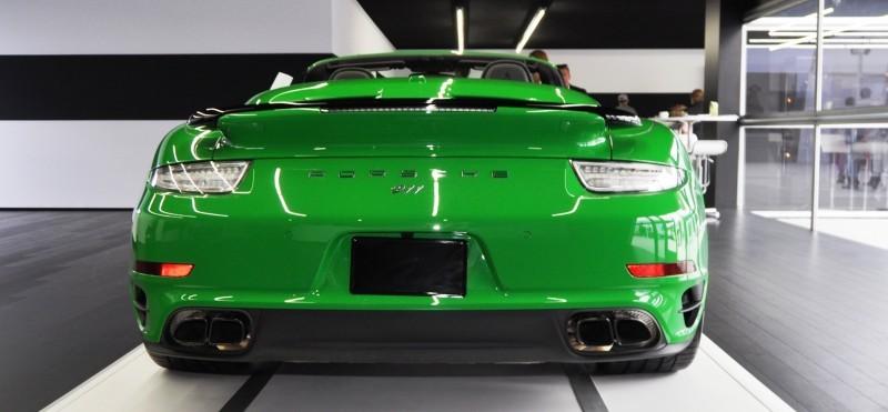 Car-Revs-Daily.com 2015 911 Turbo and Turbo S Cabrio 22