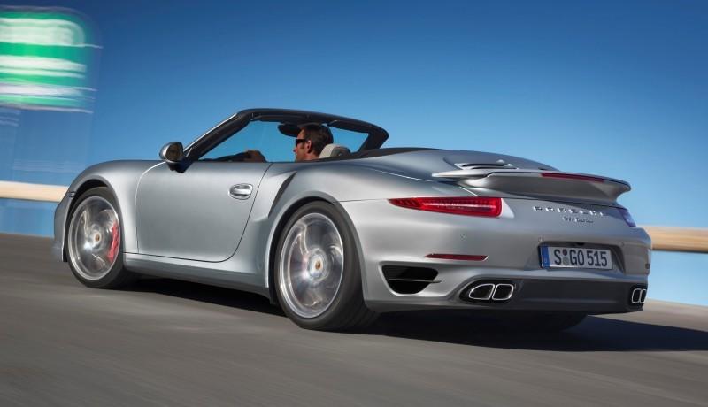 Car-Revs-Daily.com 2015 911 Turbo and Turbo S Cabrio 34