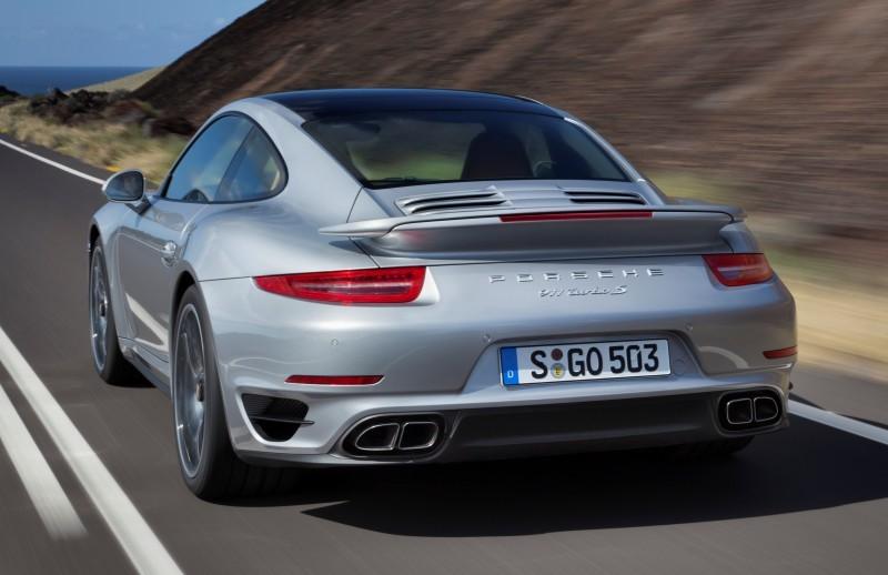 Car-Revs-Daily.com 2015 911 Turbo and Turbo S Cabrio 39