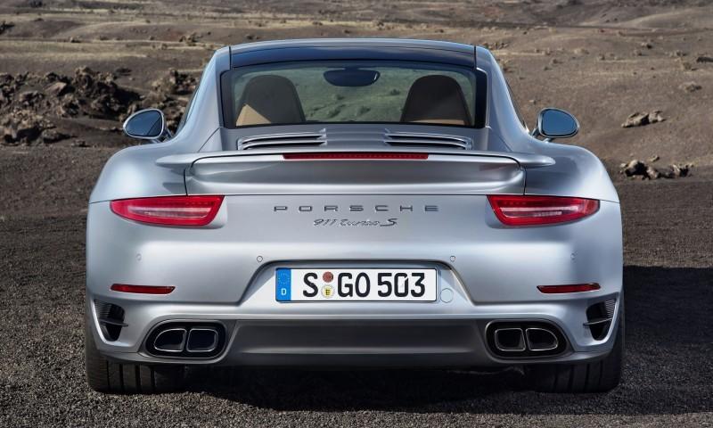Car-Revs-Daily.com 2015 911 Turbo and Turbo S Cabrio 41