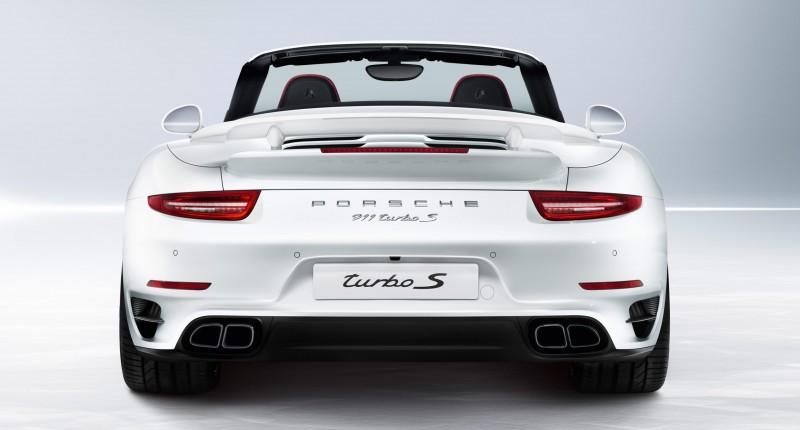 Car-Revs-Daily.com 2015 911 Turbo and Turbo S Cabrio 46