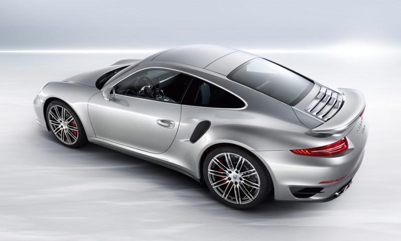 Car-Revs-Daily.com 2015 911 Turbo and Turbo S Cabrio 49