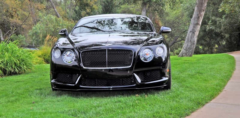 Car-Revs-Daily.com 2015 Bentley Continental GT V8S Is Stunning in Black Crystal Paintwork 7