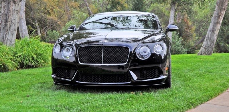 Car-Revs-Daily.com 2015 Bentley Continental GT V8S Is Stunning in Black Crystal Paintwork 8