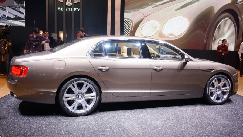 Car-Revs-Daily.com 2015 Bentley Flying Spur V8 Debuts in Moscow 2