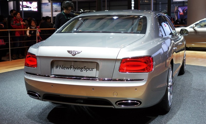 Car-Revs-Daily.com 2015 Bentley Flying Spur V8 Debuts in Moscow 25