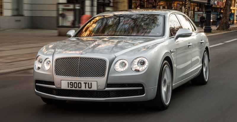 Car-Revs-Daily.com 2015 Bentley Flying Spur V8 Debuts in Moscow 32