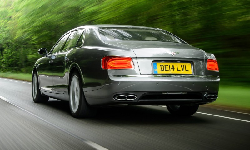 Car-Revs-Daily.com 2015 Bentley Flying Spur V8 Debuts in Moscow 35