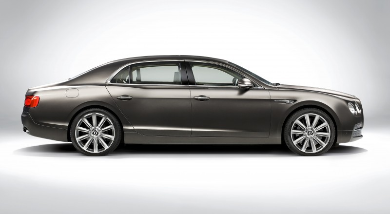 Car-Revs-Daily.com 2015 Bentley Flying Spur V8 Debuts in Moscow 49