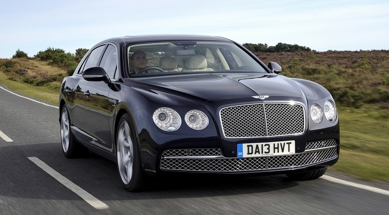 Car-Revs-Daily.com 2015 Bentley Flying Spur V8 Debuts in Moscow 6