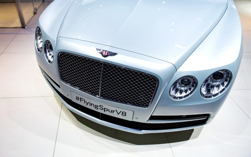 Car-Revs-Daily.com 2015 Bentley Flying Spur V8 Debuts in Moscow 8
